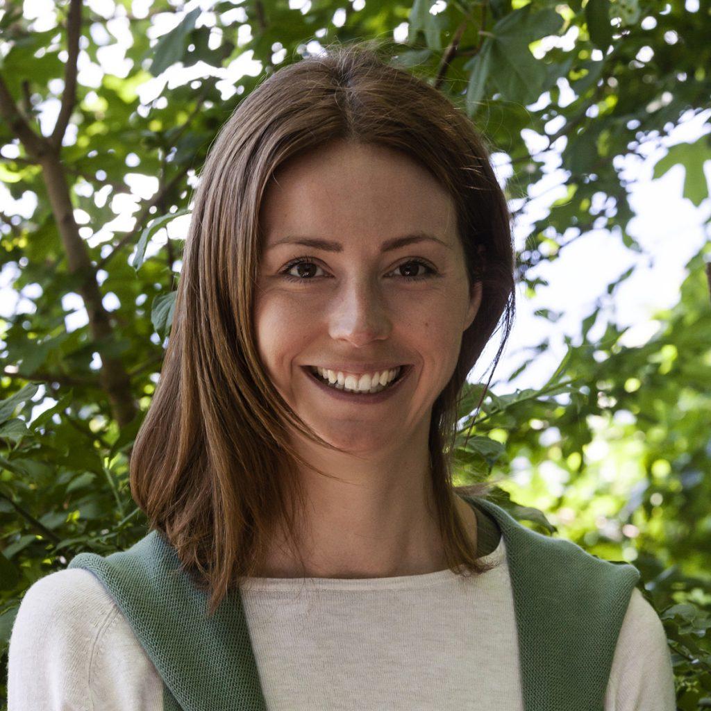 Medizinische Masseurin, Yogalehrerin und Entspannungspädagogin Tatjana Scharfenkamp