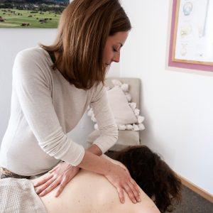 Medizinische Massage Tatjana Scharfenkamp