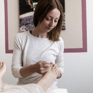 Fußreflexmassage Tatjana Scharfenkamp